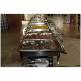 local de buffet para evento empresarial Sé