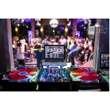 quanto custa dj evento corporativo Francisco Morato